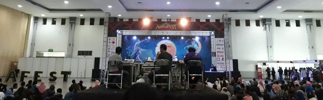 Mangafest di FIB UGM