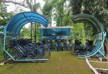 Peminjam Menurun, Sepeda Kampus Menganggur